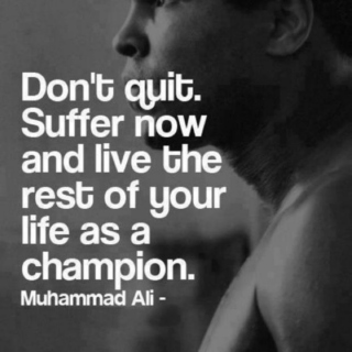 Pain Is Temporary Success is Eternal