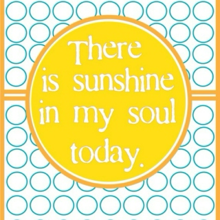Sunshine in my Soul