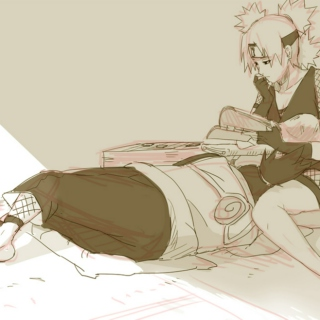 Break-Up (ShikaTema)