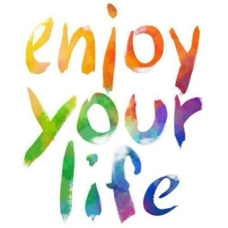 have fun and enjoy life