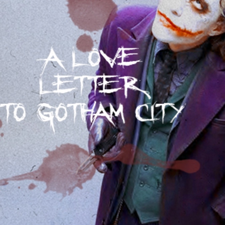 A Love Letter to Gotham City