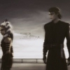 holding on & letting go - an anakin/ahsoka mix