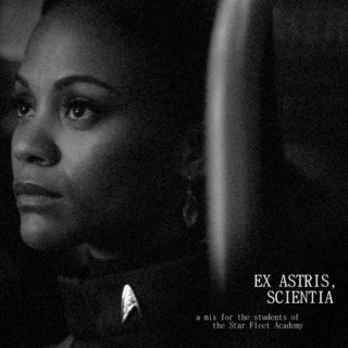 Ex Astris, Scientia (From the Stars, Knowledge)