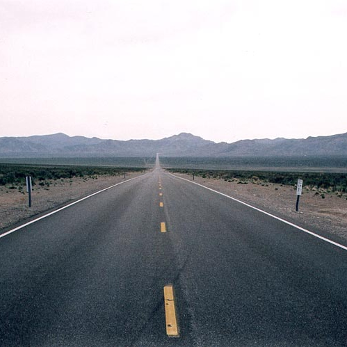 The highway's been waitin' for us.