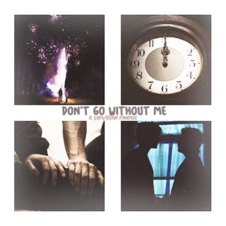 Don't Go Without Me; a Sam/Dean fanmix