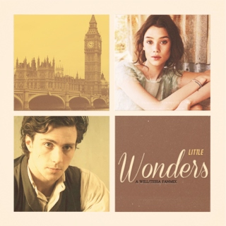 Little Wonders: A Will/Tessa Fanmix