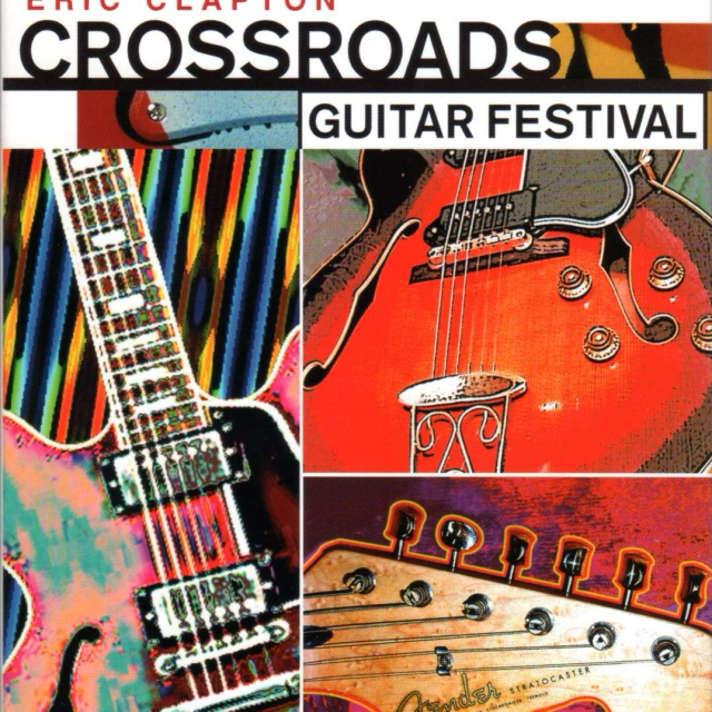 Friday I'm in Love - Crossroads Guitar Festival comes to NYC