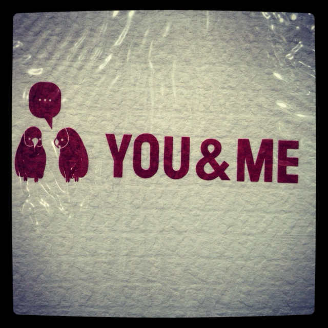 You & Me.. We're the same