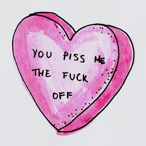 i love you, but
