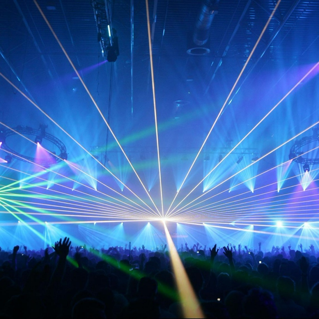 One Sound. One Rave.