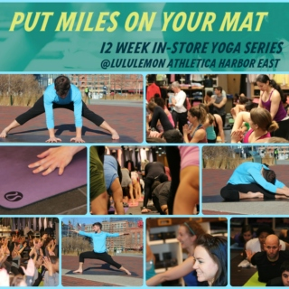 Put Miles On Your Mat March 10th