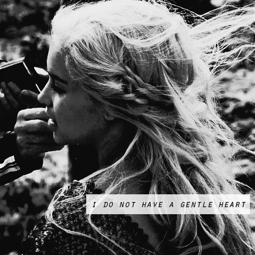 i do not have a gentle heart