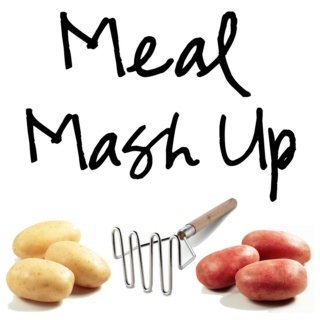 Mashups for breakfast, lunch & dinner