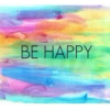 Its time to be happy again.