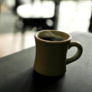 To drink coffee and day dream