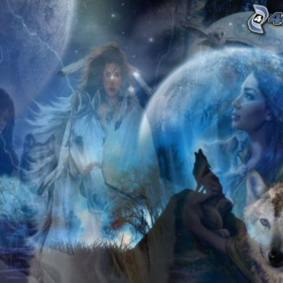 Women who dance with the wolves Part II