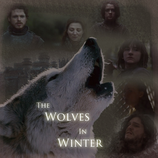 The Wolves in Winter