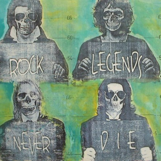 ROCK LEGENDS...
