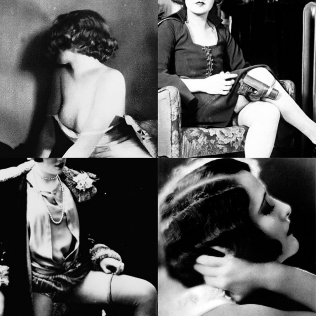femme fatale: prohibition in curls