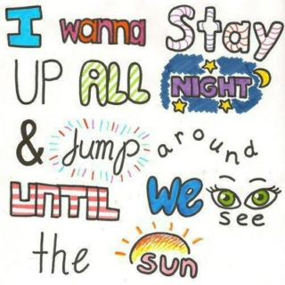 Up All Night (With You)