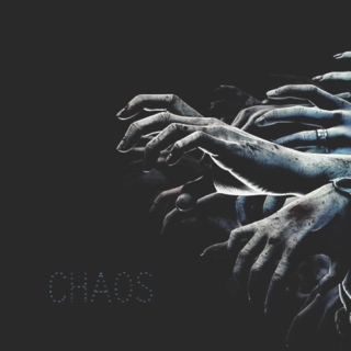 chaos around us (a story)