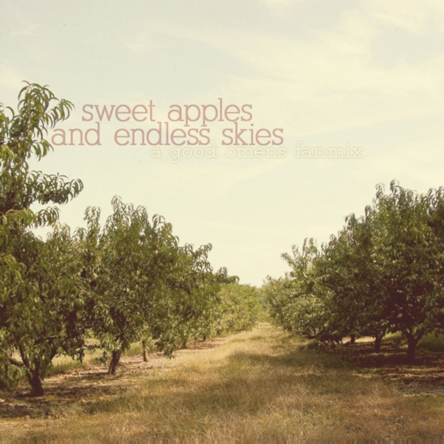 sweet apples and endless skies