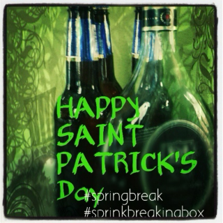 3/17/2013 - SAINT PATTY & HIS DAY