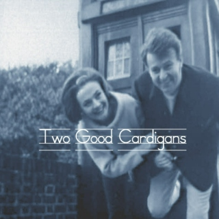 Two Good Cardigans // Ian & Barbara // Classic Who