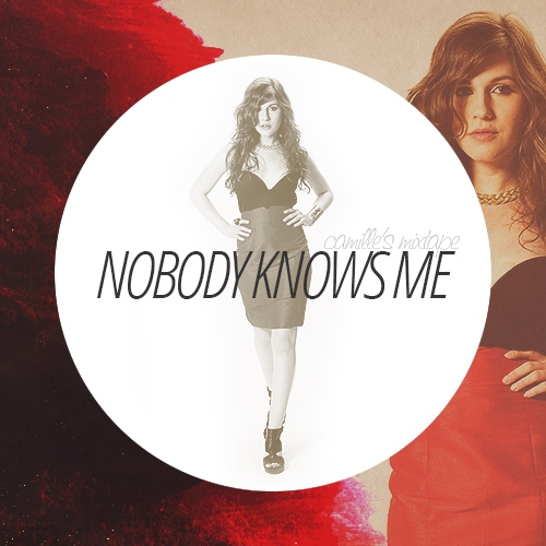 nobody knows me,