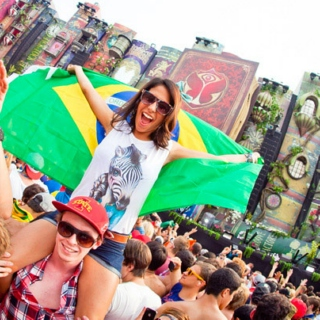 TomorrowWorld '13