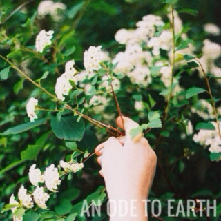 an ode to earth