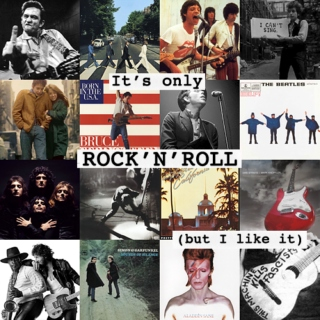 It's only rock'n'roll (but I like it) SIDE A