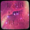 Mixtape Eletro July 2012