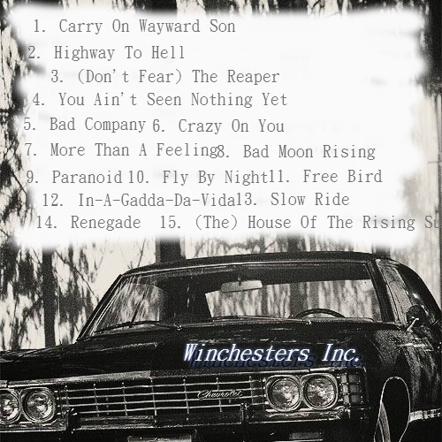 Winchesters Inc.