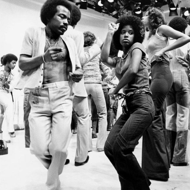 electric boogaloo soul train dance party