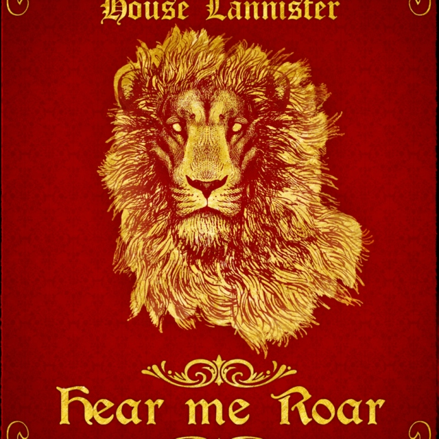 Cersei Lannister (the Lioness mix)