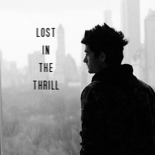 lost in the thrill