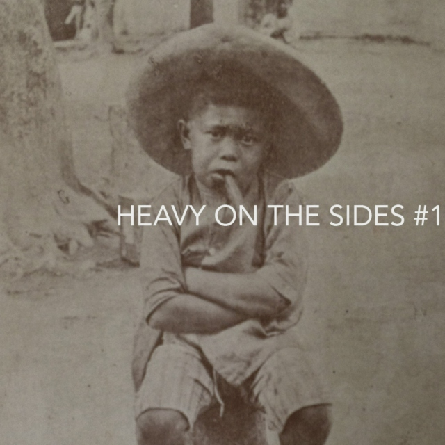 Heavy on the Sides #1: Holy Week and Car Windows
