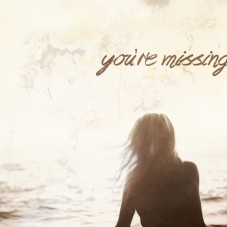 You're missing