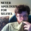 Never Apologize for Selfies