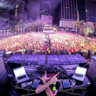 Top hits of Ultra Music Festival 2013