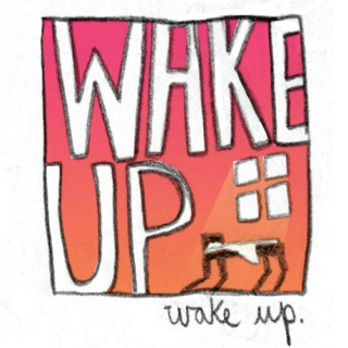wake up mix