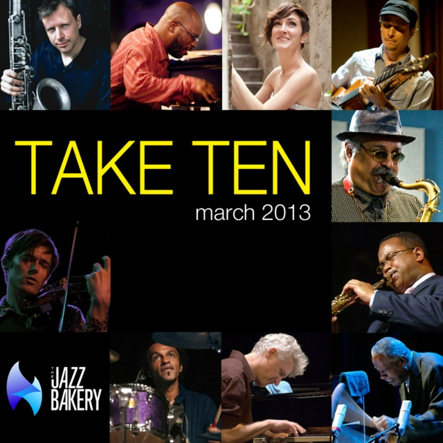 Take Ten: March 2013