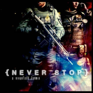 Never Stop - A Nivanfield Fanmix