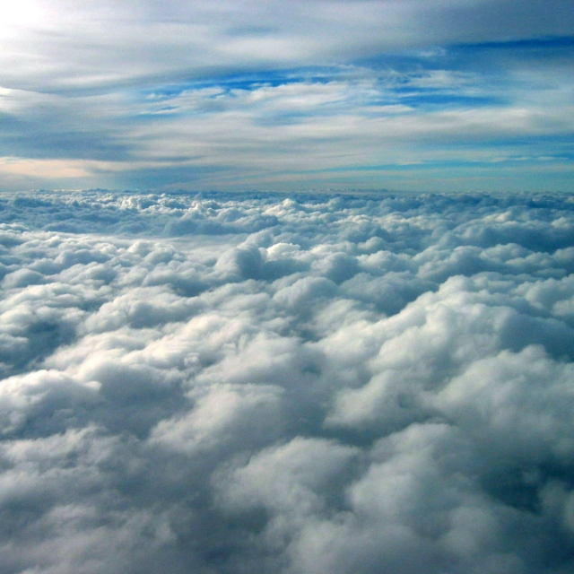 clubbing above the clouds