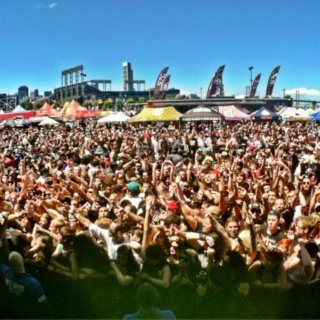 Summer At The Warped Tour