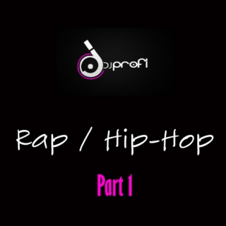 Albanian Rap / Hip-Hop Part 1 (DJ Profi)