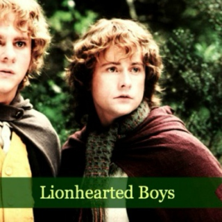 Lionhearted Boys