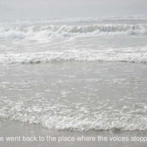 The place where the voices stopped.
