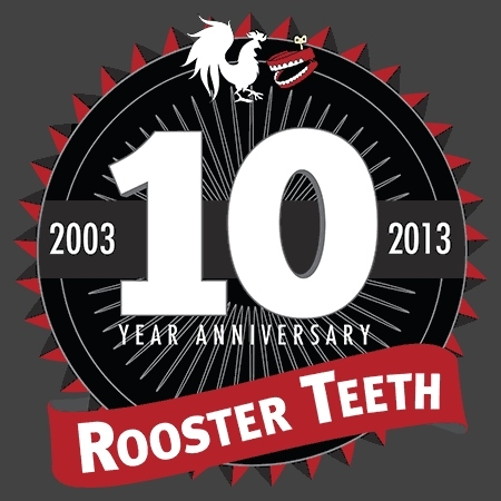 ten years of rooster teeth [a playlist]